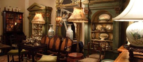 Antiques Appraisal Clinic